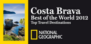 Costa Brava Best of the world 2012 Top travel destinations by National Geographic 720x350