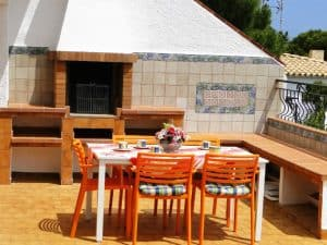 Apt Atic Carboneres ACA-233 Huge Terrace with Barbecue 960x720