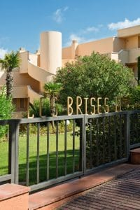 Apt Brises II BR2-222 Entrance to the Residential Complex 640x960